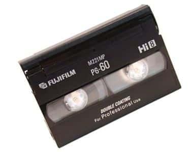 hi8 tape to DVD or USB in Perth, Australia