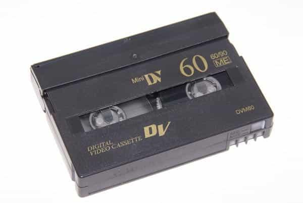 Mini DV tape to DVD or USB in Perth, Australia