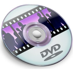 Tape conversion to DVD example disc