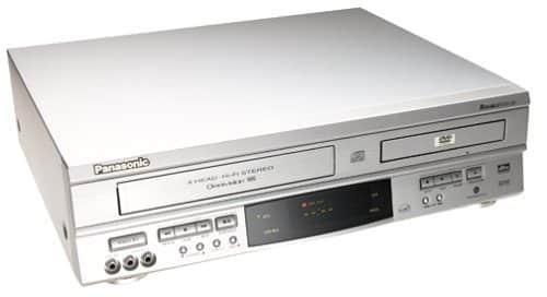 VHS machine to DVD or USB, Perth Australia