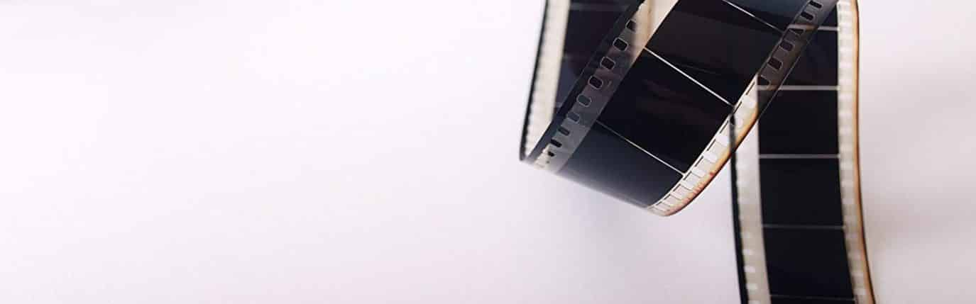 Video tape transfer negative reel, Perth
