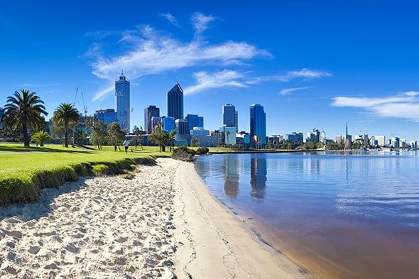 We are located at Perth WA, Australia